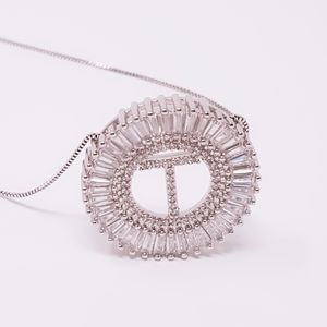 Jewelry - T Initial Silver Necklace